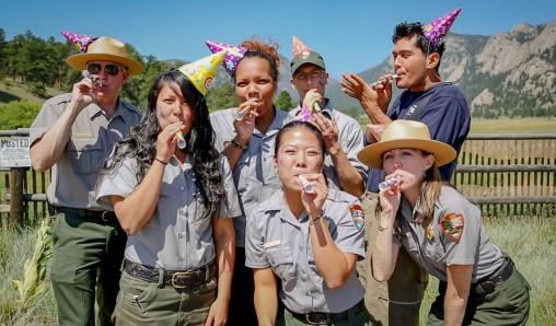 National Park Service Birthday